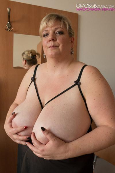 Busty boobs breast tits bosoms