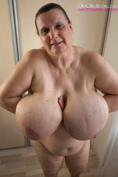 Much prompt Mature chubby big tits