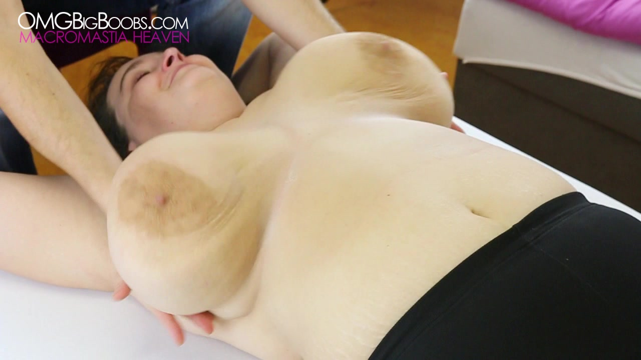 Boobs massage picture